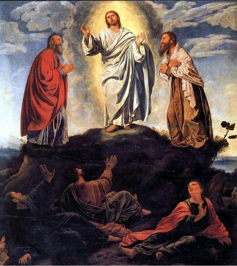 The Transfiguration - Luminous Mystery